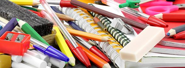Fournisseur en Petite Fourniture de Bureau Rennes Crayon Stylos